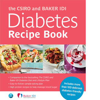 The csiro and baker idi diabetes recipe book forumfinder Choice Image