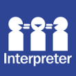Interpreter available on request