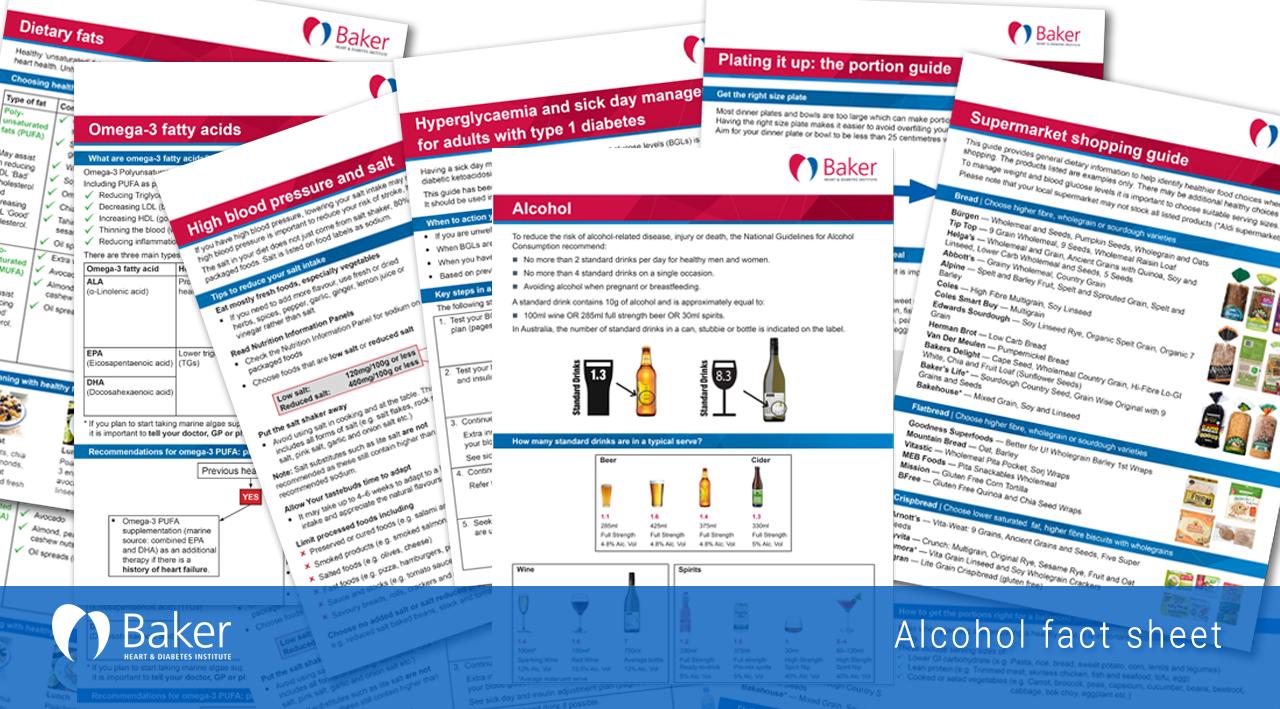 Teen alcohol fact sheet