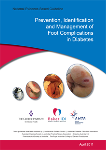 Foot complications in diabetes