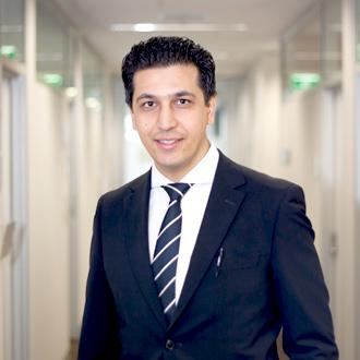 Dr Amin Sharifi